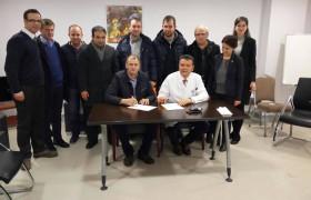 Çerkezköy Optimed Hastanesi ile anlaşma sağlandı.