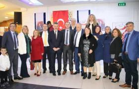 Rumeli Balkan Dernekleri Federasyonu Gecesine Katıldık