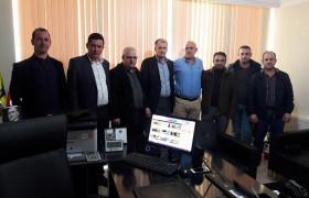 Kapaklı Esnaf Kefalet Kooperatifi Başkanı Hasan DÜKKANLI'ya Ziyaret
