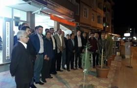 Kapaklı MHP İlçe Yönetiminden Derneğimize Ziyaret