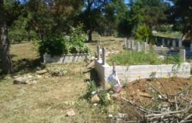 Köyümüz Mezarlığında Bayram Temizliği