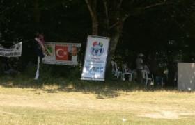 Balkayaköyü Bosna Sancak Derneğinin Düzenlediği Pita Şenliğine Katıldık