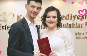 Mesut SÖZDİNLER ve İlve DEMİREL Düğün Töreni