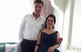 Fikriye ÇINARDALI ve Erdoğan EVİN'in Düğün Töreni